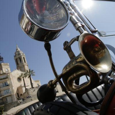 El Ral·li Barcelona-Sitges: història i elegància sobre rodes