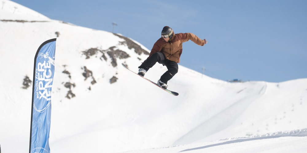 Snowpark en Boí Taüll Resort