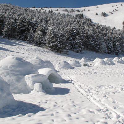 Viure com un esquimal als Pirineus de Catalunya