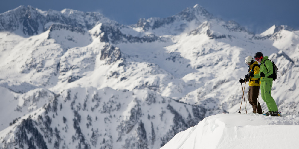 Esquiadors a Baqueira Beret/Baqueira Beret