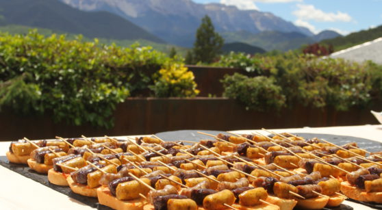 Una estada amb aromes pirinencs als hotels gastronòmics (1/2)