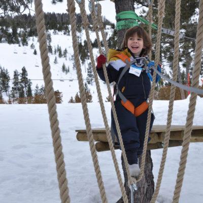 Estacions familiars: a la neu amb els petits (2/2)