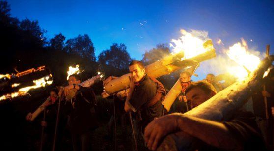 La màgia del culte al foc