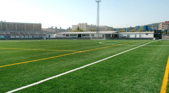 Lloret de Mar - Terrain de football El Molí (Costa Brava)