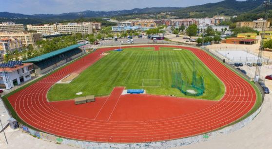 Athlétisme Lloret de Mar - Pistes d'athlétisme municipales (Costa Brava)