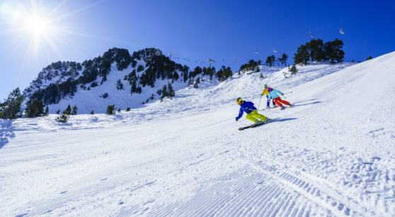 El esquí alpino no pasa de moda