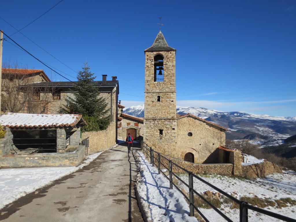 Ruta de Prat de Cadí. Rutes Pirineus esp