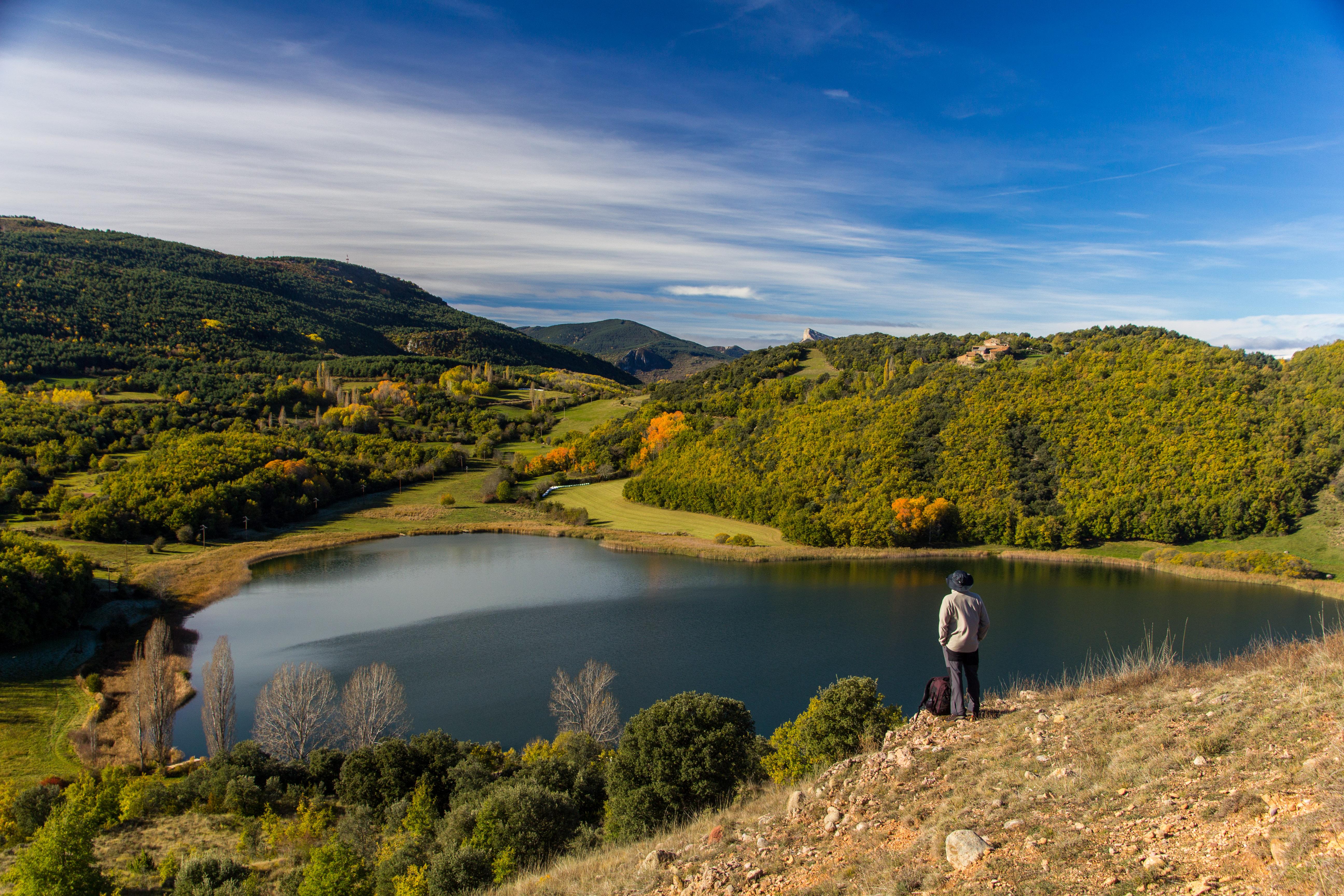 Lago Montcortès/Jordi Peró