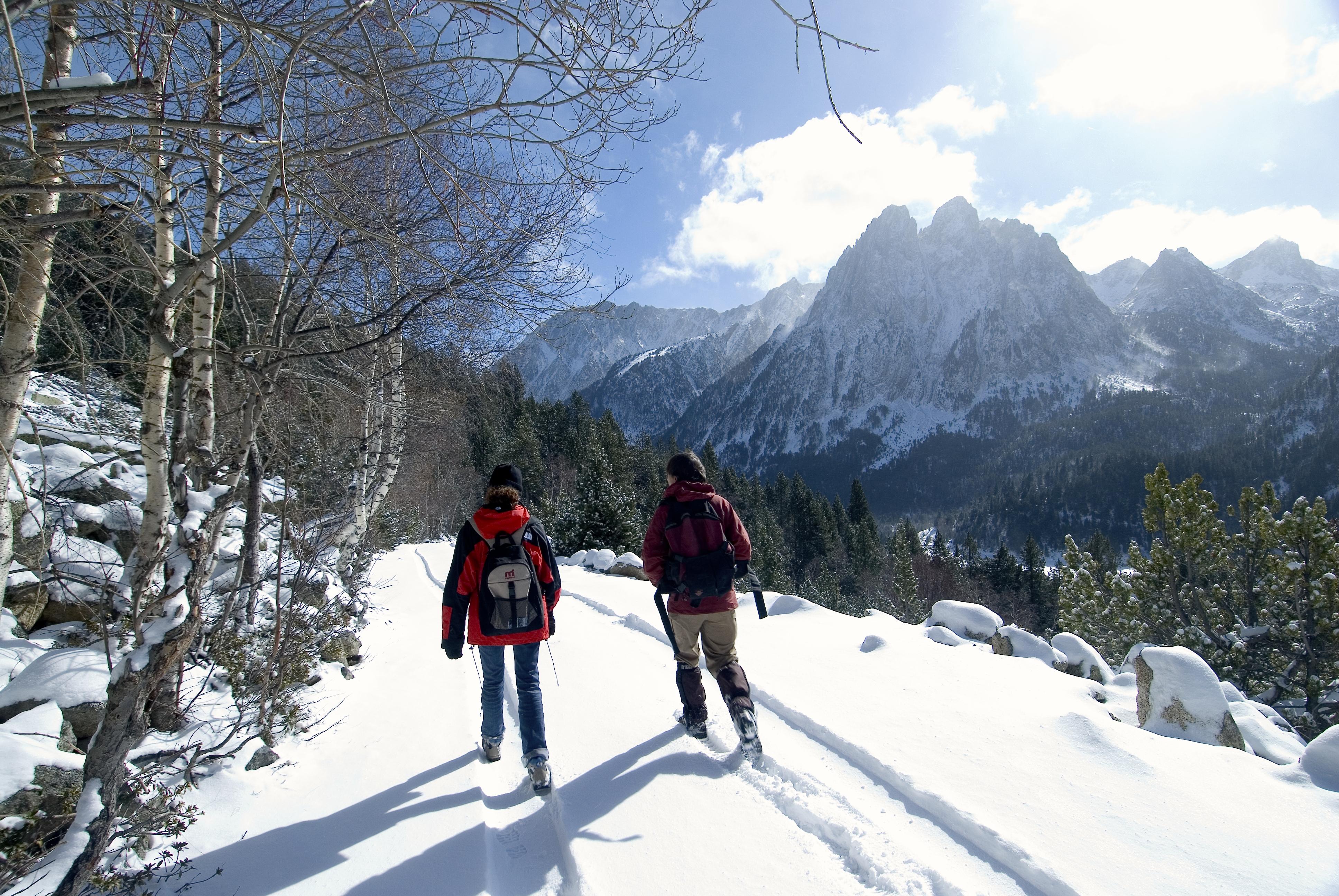 Excursió pel Parc Nacional d'Aigüestortes i Estany de Sant Maurici/Visit Pirineus