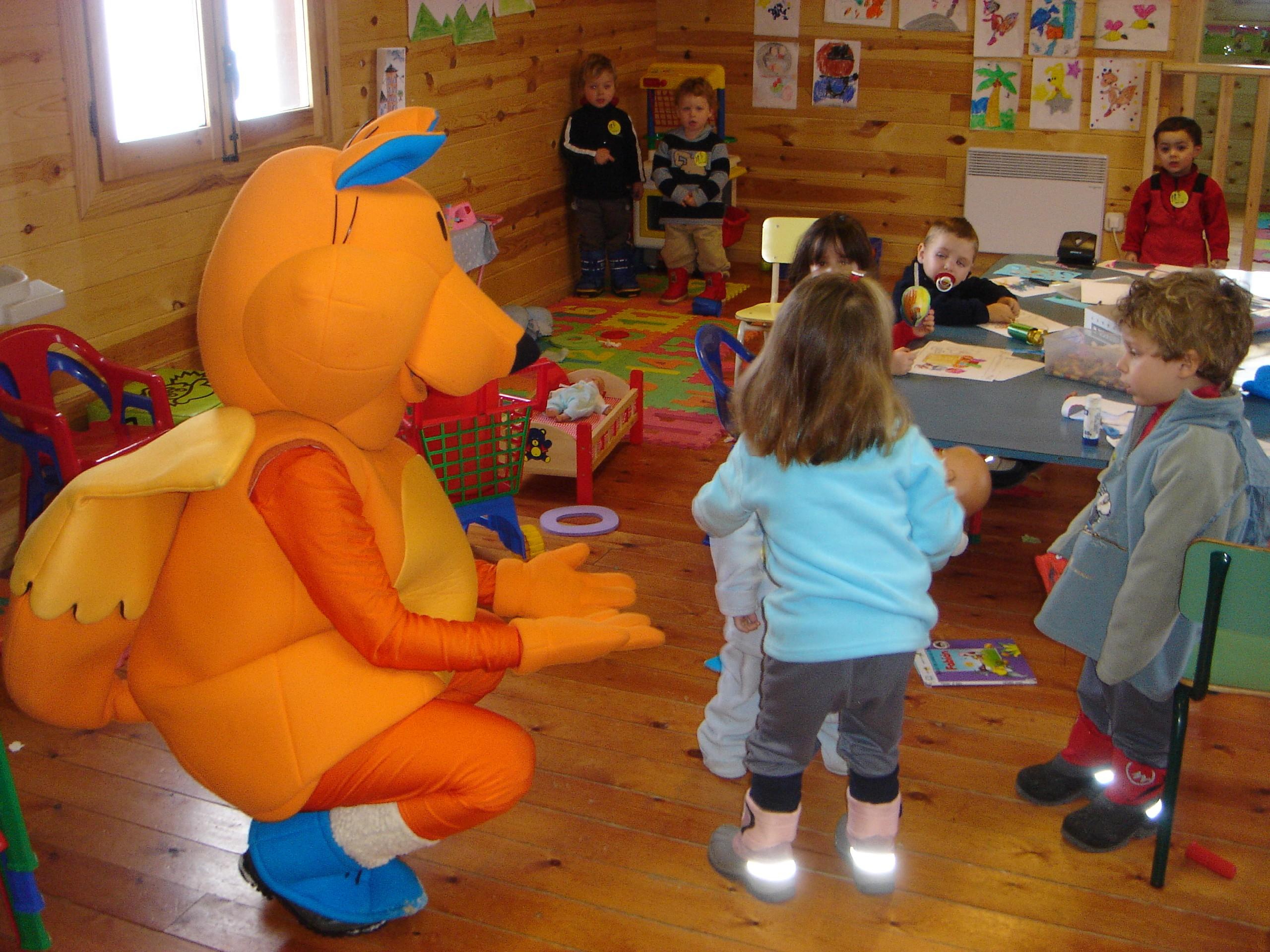 Club infantil de Boí Taüll Resort