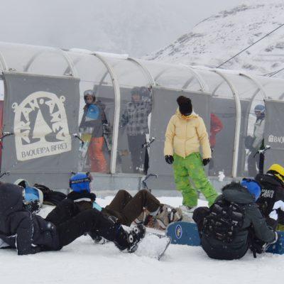 'Snowboarders' a Baqueira Beret / Baqueira Beret