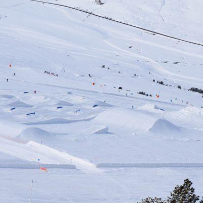 Snowpark a Baqueira Beret / Baqueira Beret