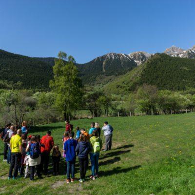 MónNatura Pirineus: Fundació Catalunya-La Pedrera