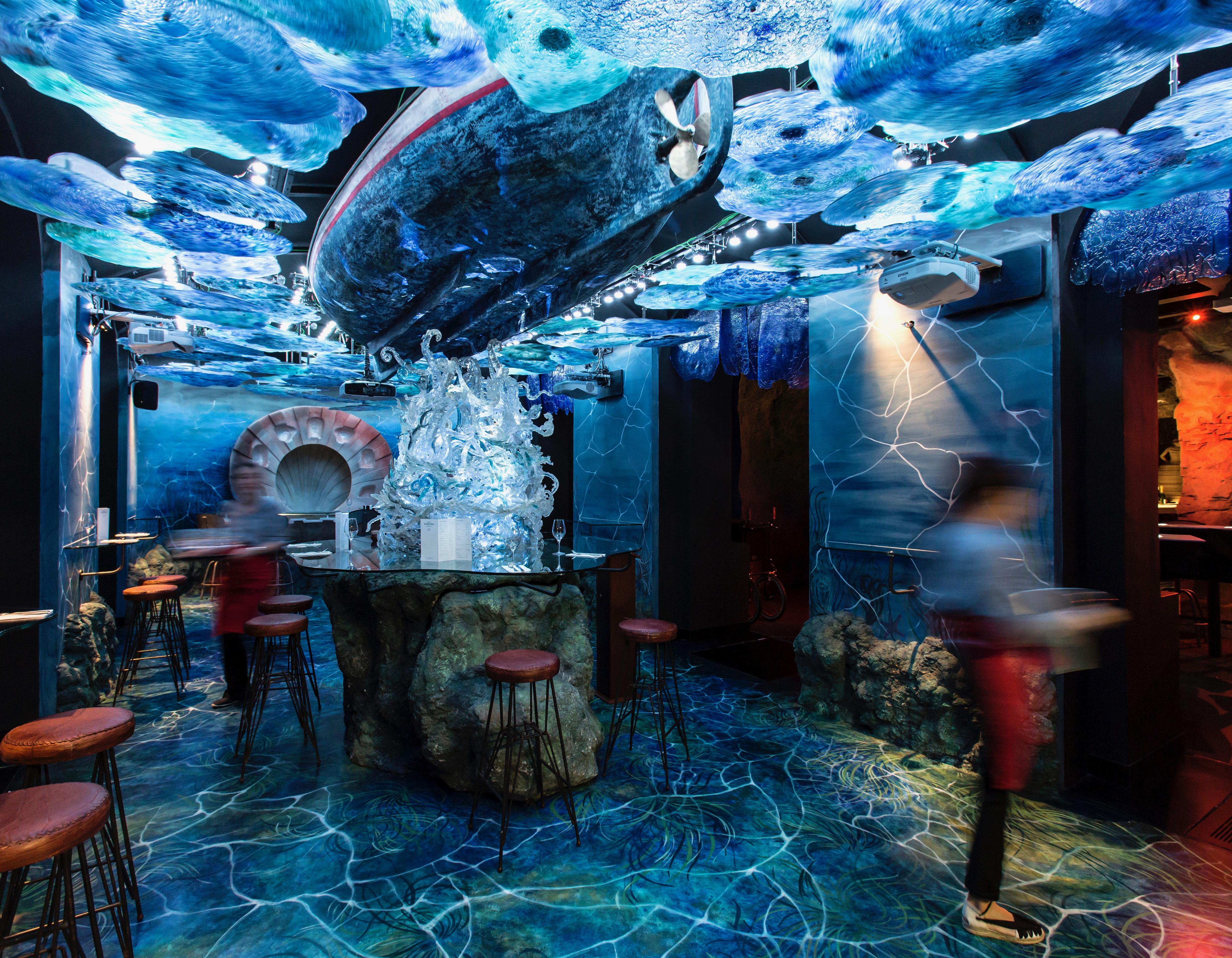 Sotamar, le monde sous-marin du Òpera Samfaina