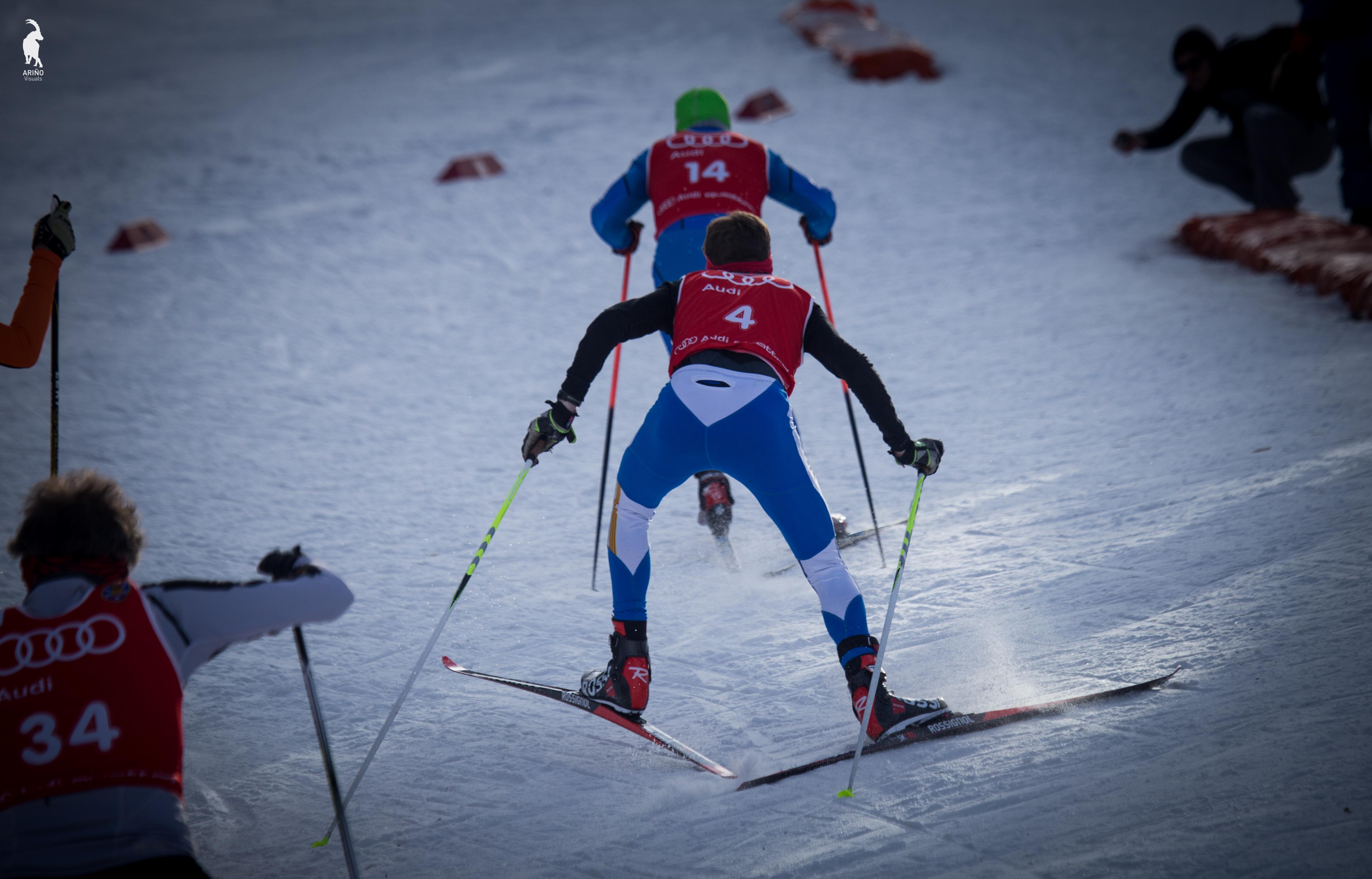 Competició a Tuixent -La Vansa. © Tot Nòrdic