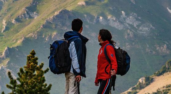 Senderisme als Pirineus de Catalunya: amb la guia sota el braç
